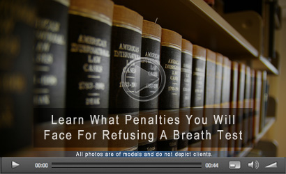 Vermont DUI Breath Test Refusal